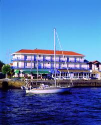 restaurant Hostellerie de la Forêt Hossegor