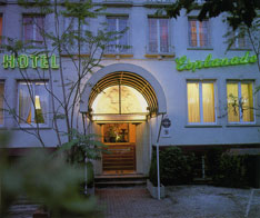 Hôtel Esplanade