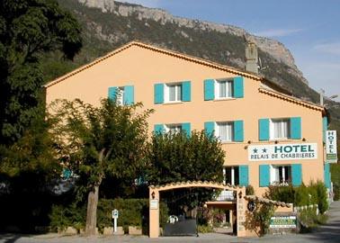 Au Relais de Chabrières Hôtel