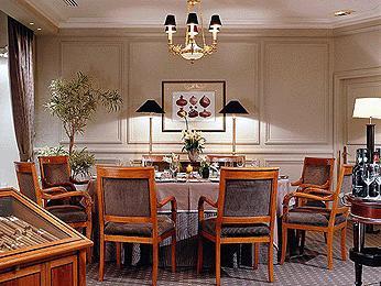 Restaurant Hôtel Sofitel Paris Arc de Triomphe