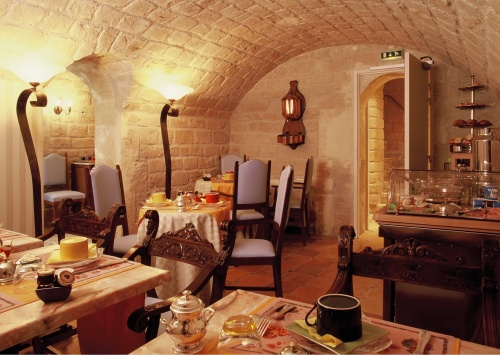 Salle de petit déjeuner Hotel Latour Maubourg
