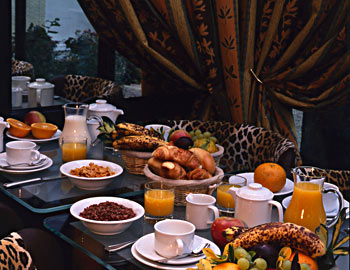 Petit déjeuner Best Western Parc des Expositions Malakoff