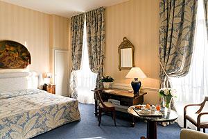Chambre Hôtel Brighton Paris