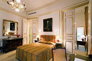 Chambre Hôtel Mansart Paris