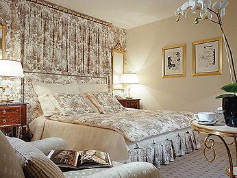 Chambre Le Faubourg Sofitel Demeure Hotels Paris