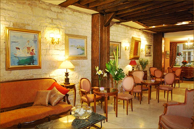 Salon Hôtel Gaillon Opéra Paris