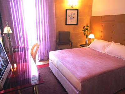 Chambre Hôtel le 123 Paris