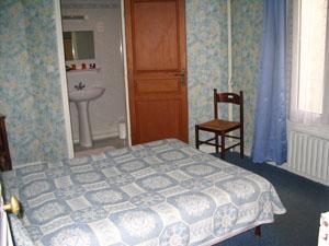 Chambre Hôtel Belidor Paris