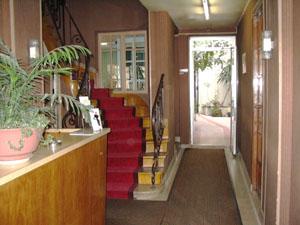 Réception Hôtel Belidor Paris