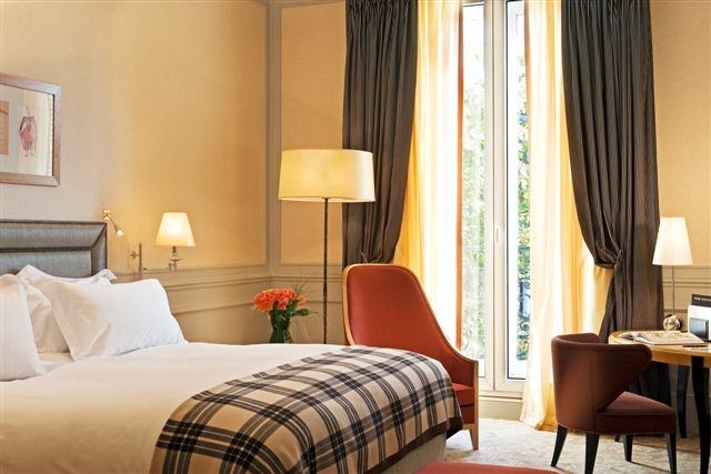 Chambre Hotel Scribe