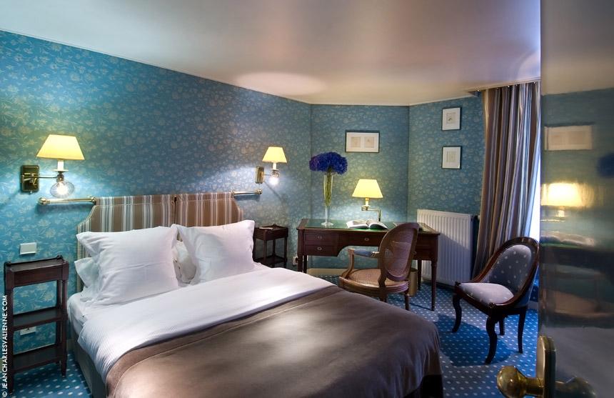 Hôtel Bourgogne et Montana