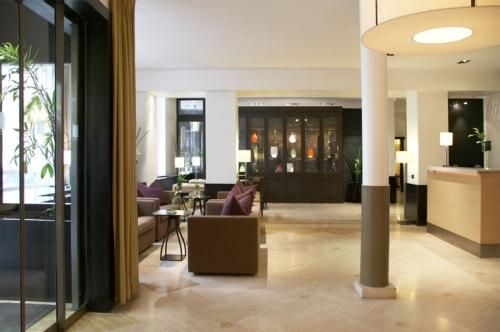 Réception Hôtel Bel Ami Paris