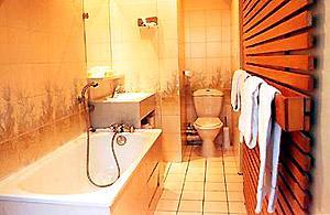 Salle de bain Prince Hôtel Forum Paris