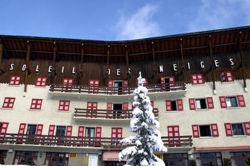 Hôtel Restaurant Soleil des Neiges