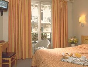 Chambre Astoria Opéra Hôtel Paris