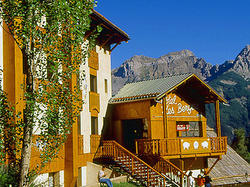 Hotel des bergers