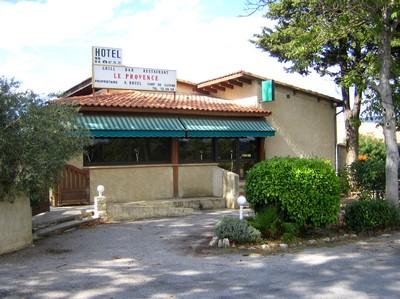 Hôtel Restaurant Le Provence
