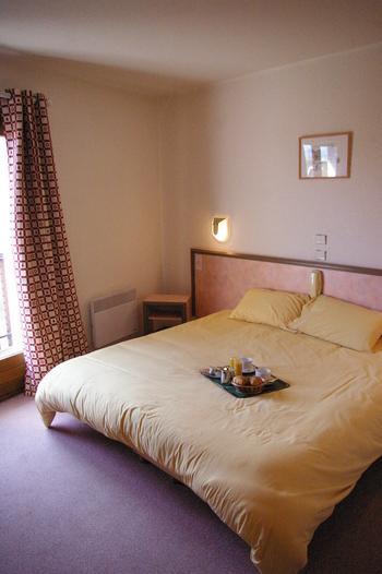 chambre Hotel Espace Montclar