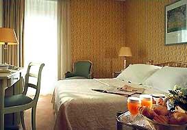 Chambre Hôtel Best Western Etoile Friedland Paris