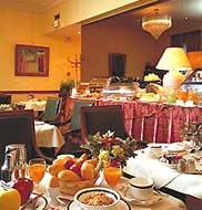 Salle petit déjeuner Hôtel Best Western Etoile Friedland Paris