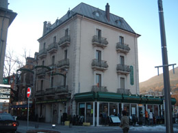 H tel restaurant le rex embrun hautes alpes h tel 2 for Restaurant le rex