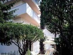 Entrée Hôtel Pension Patricia Villefranche-sur-Mer