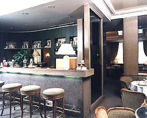 Bar Hôtel Bedford Paris