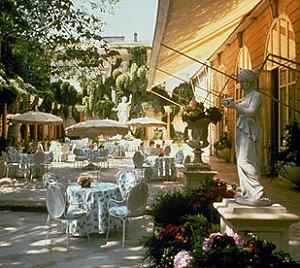 Jardin Hôtel Ritz Paris