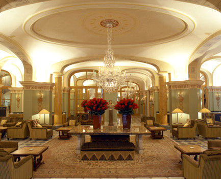 Salon Hôtel Royal Monceau Paris