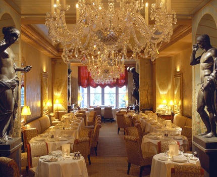 Restaurant Hôtel Royal Monceau Paris