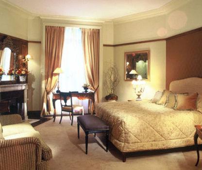Chambre Hôtel Royal Monceau Paris
