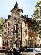 Hôtel Les Oussaillès