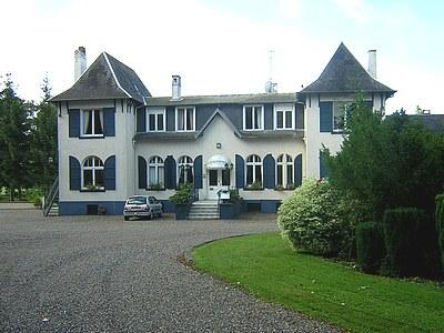 Le Château de Neuville Saint Amand