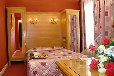 Chambre Hôtel de la Flèche d'Or Paris