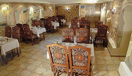 Salle petit déjeuner Hôtel de la Flèche d'Or Paris