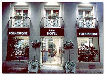 Hôtel Folkestone Paris