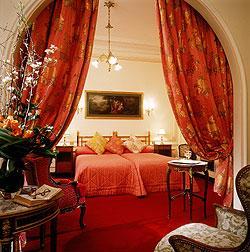 Chambre Hôtel Régina Paris