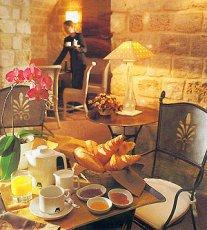 Salle petit déjeuner Hôtel Alison Paris