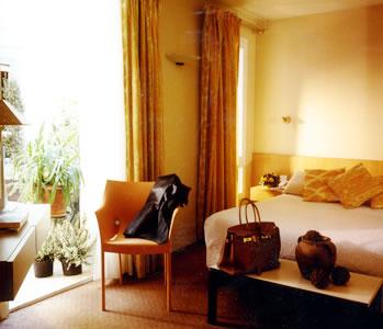 Chambre Hôtel Alison Paris