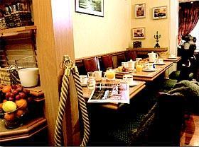 Salle petit déjeuner Hôtel Massena Paris