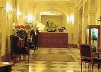 Réception Hôtel Vernet Paris