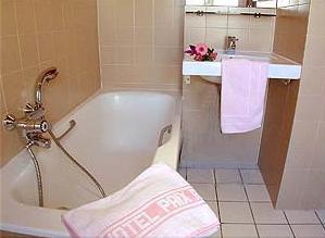 Salle de bain Hôtel de la Paix Paris