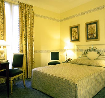 Chambre New Hôtel Roblin Paris